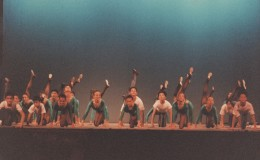 Saggio 1988, On The Stage